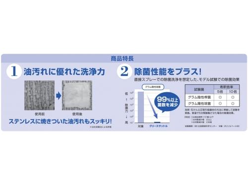 グリースサットル 5kg×2本(業務用油汚れ用洗浄剤)