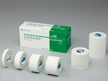 粘着性伸縮包帯 ニチバン エラストポア