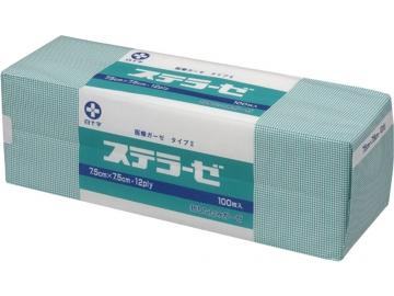 ステラーゼ 100枚入(医療用ガーゼ)