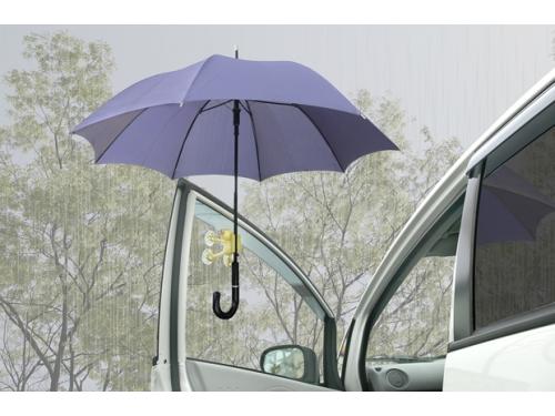車用傘ホルダー