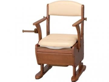 【在庫処分品】 安寿 家具調トイレセレクト ノーマル 標準幅 <ソフト便座>