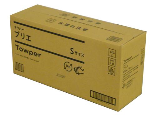 タウパープリエS 200枚入×42パック(ペーパータオル小判シングル)