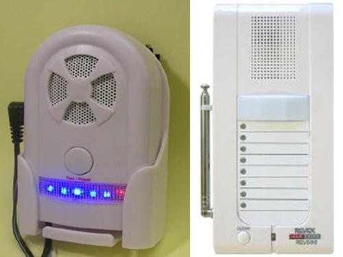 見守りセンサー ナースコール連動タイプ M900