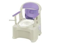 樹脂製ポータブルトイレ GR-1 <暖房便座タイプ>