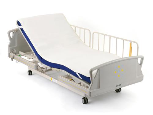 床ずれナース ベッドパッド クッションシーツ付(オーバーレイタイプ)