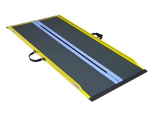 ダンスロープライトスリム (車いす用可搬形スロープ )