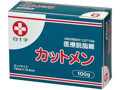 カットメン BOX 100g