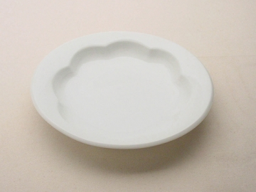 【在庫処分品】 京雅堂 Hana カレー皿