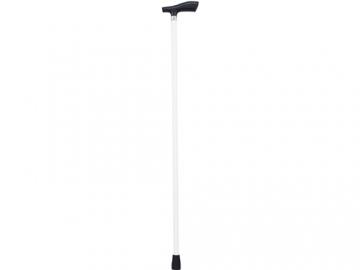 アルミ白杖 L型一本杖 (加重タイプ)