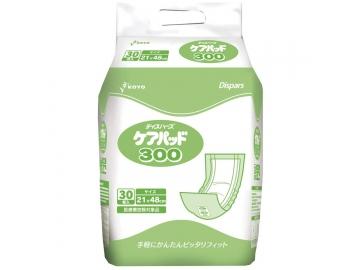 【セール品】ディスパース ケアパッド300 30枚入(約2回分吸収)
