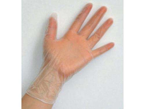 NPVグローブα 200枚入 粉なしプラスチック手袋