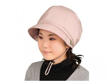 おでかけヘッドガード (キャスケットタイプ)衝撃吸収材内蔵帽子