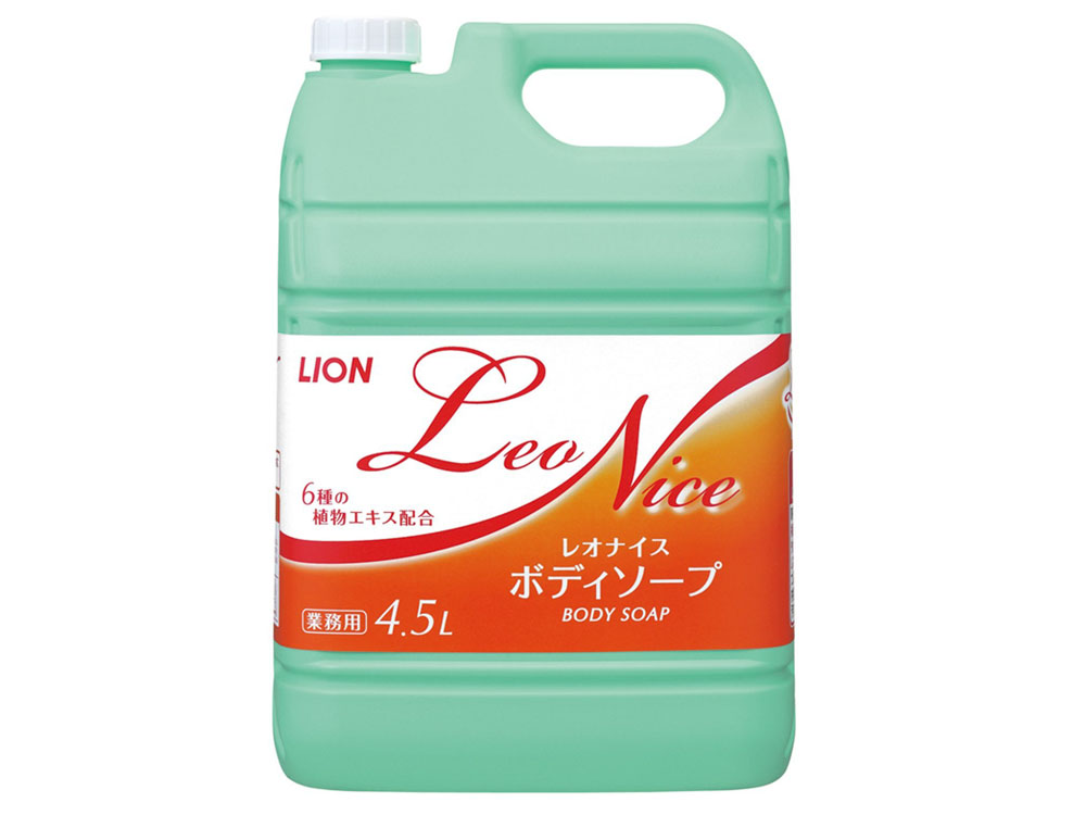 レオナイス ボディソープ 弱酸性 4.5L/18L