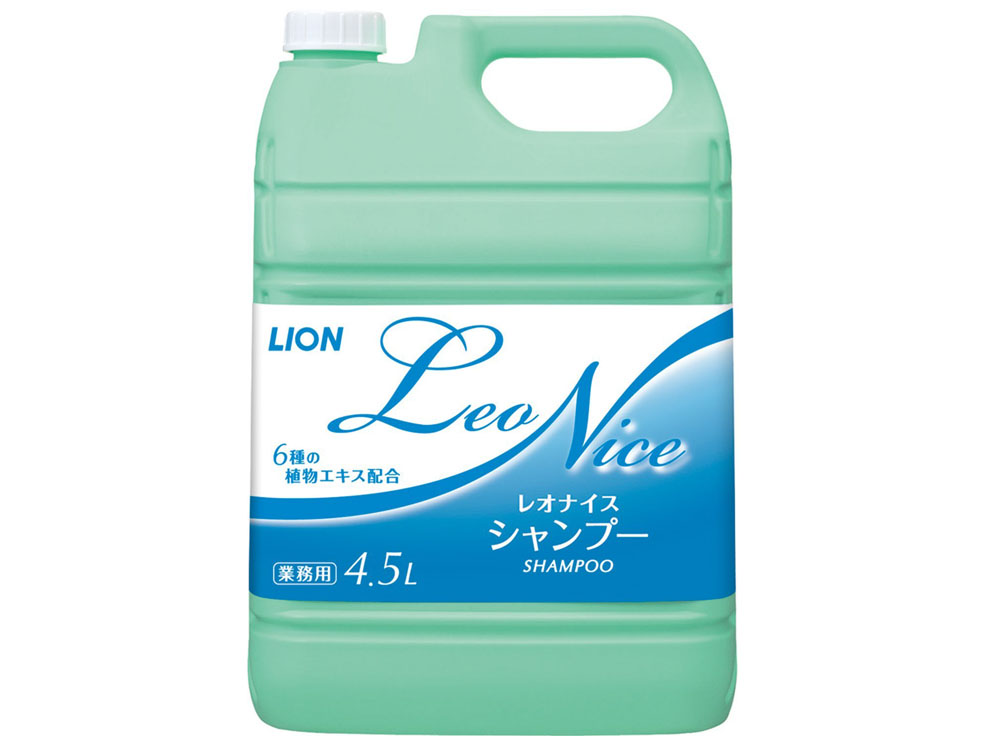 レオナイス シャンプー 弱酸性 4.5L/18L