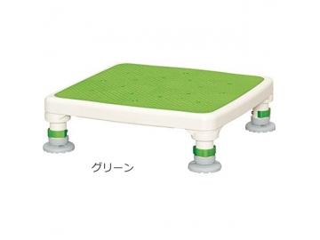 """安寿 アルミ製浴槽台 """"あしぴた"""" ジャスト すべり止めシートタイプ"""
