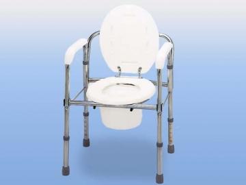 トイレチェア(折りたたみ)