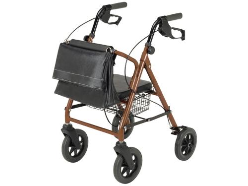 歩行車 歩行丸(ほこうまる) 【専用バッグ付き】