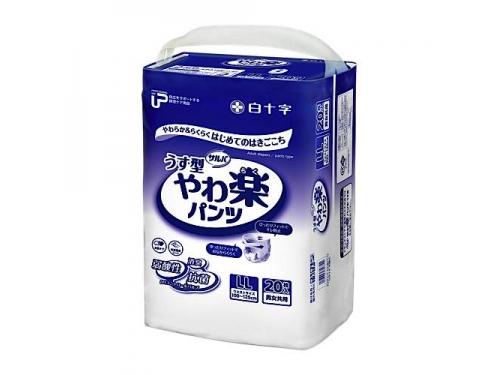 【特価】 PUサルバ うす型やわ楽パンツ (約2回分吸収)