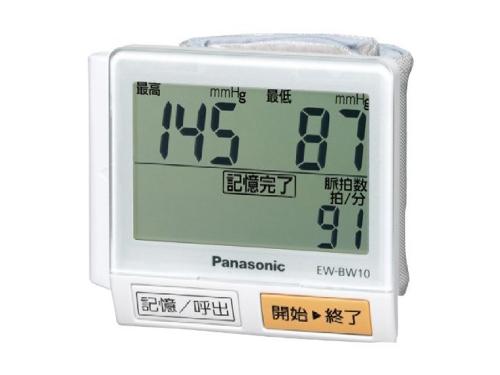 手くび血圧計 EW-BW10-W