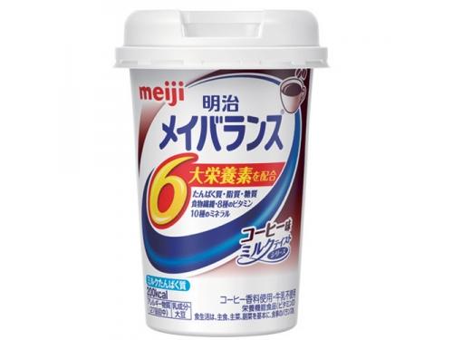 メイバランスMiniカップ コーヒー味