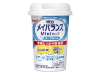 メイバランスMiniカップ ヨーグルト味