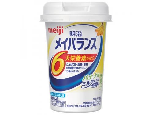 メイバランスMiniカップ バナナ味