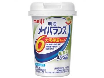 メイバランスMiniカップ 抹茶味
