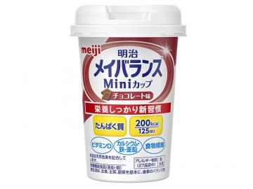メイバランスMiniカップ チョコレート味
