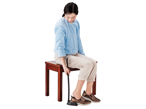 ファミカシューヘルパー (長い靴べら)