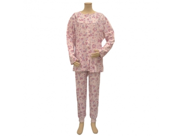 簡単着替えパジャマ(婦人用)
