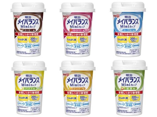 【2月のお買得品】メイバランスMini カップ ミルクテイストセット(36本)