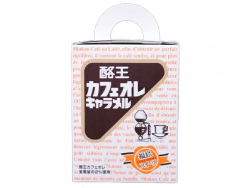 酪王カフェオレキャラメル 80g入