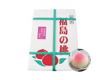銘菓 福島の桃 12個入