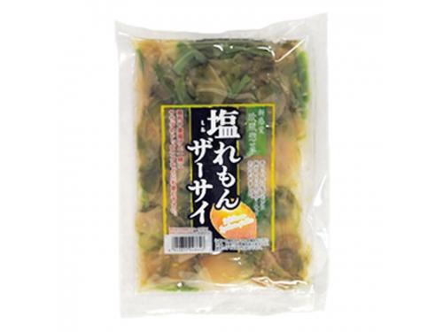 新感覚欧風惣菜 塩れもんザーサイ