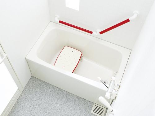 【在庫処分品】 安寿 ステンレス製浴槽台R