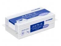 エルヴェール ペーパータオル エコスマート 200枚×30パック(中判シングル)