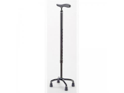 スリムネックカーボン 4点支柱杖