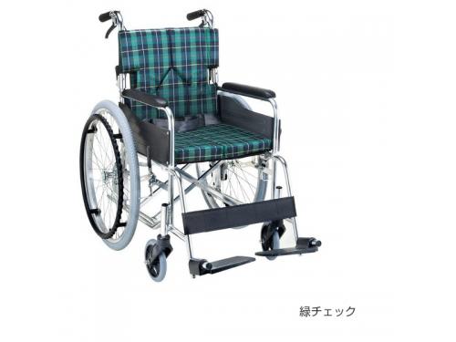 車いす SMK50(自走式・背折れモジュールタイプ)