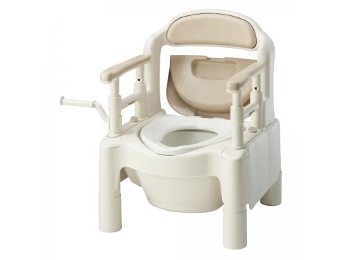 安寿 ポータブルトイレ FX-CP