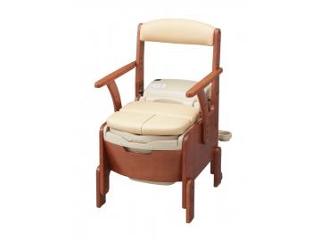 安寿 家具調トイレ シャワピタライト ノーマルタイプ(洗浄・乾燥機能付)
