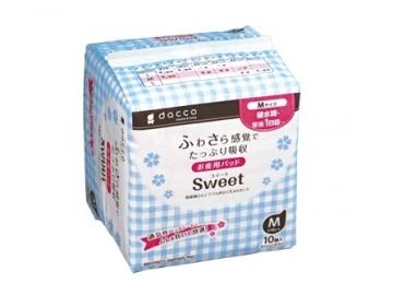 お産用パッド Sweet M (10個入)