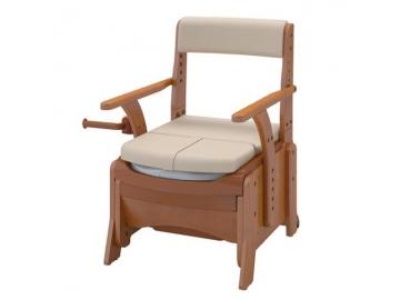 安寿 家具調トイレ セレクトR コンパクトタイプ(ソフト・快適脱臭タイプ)