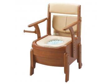 安寿 家具調トイレ セレクトR 自動ラップノーマル(暖房便座)