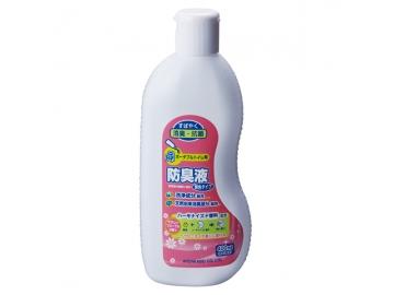 安寿 ポータブルトイレ用防臭液(無色)400ml/1,800ml