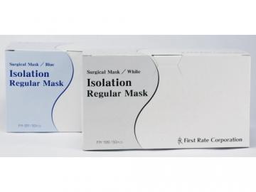 アイソレーション・レギュラーマスク 50枚入 (3層構造)