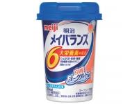 メイバランスMiniカップ 白桃ヨーグルト味