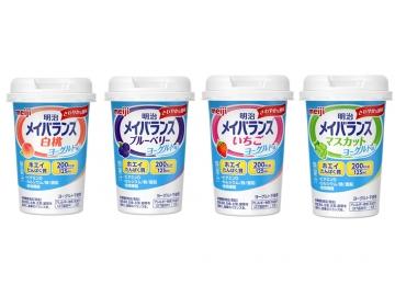 【便利な詰合せ】 メイバランスMini カップ ヨーグルトテイストセット(24本)