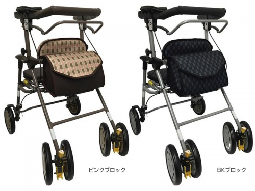 シンフォニーAR(歩行車コンパクトタイプ 肘置付)