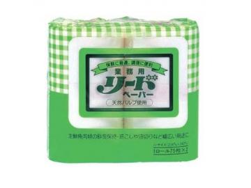 (ケース販売)リードペーパー 小サイズ 75枚×2ロール×12パック