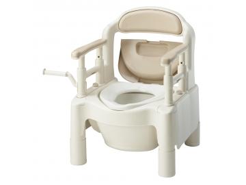 【在庫処分品】安寿 ポータブルトイレ FX-CP【47%OFF】